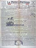 petit parisien le no 23827 du 18 08 1942 le terrorisme contre la france par jeantet les soviets ont subi une ecrasante defaite dans la grande boucle du don il y a 12 ans l aviateur costes traversait l atlantique en compagnie de bellonte et d une robe ventre de paris 1942 par groc les entretiens de staline et churchill ont dure 4 jours les navires coules par les sous marins du reich petain et laval ont la volonte de donner a la france la place qui lui revient dans la nouvelle e