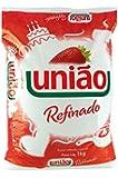 Weißer, feiner brasilianischer Rohrzucker, 1 kg - Açucar Refinado Especial UNIÃO