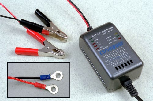 Automatic 12V Battery Conditioner **KEEPS BATTERIES FULLY CHARGED**