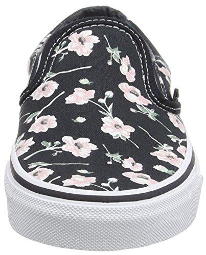 Vans U Classic Slip-on Overwashed, Unisex-Erwachsene Sneakers Multicolour (Vintage Floral/Blue Graphite)