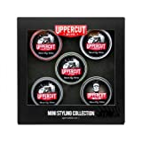 Uppercut Deluxe 5 Tin Mini Tin Gift Set