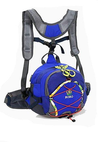 HWB/ 20L L Gürteltasche Camping & Wandern / Klettern Draußen Feuchtigkeitsundurchlässig / tragbar / Multifunktions Gelb / Grün / Rot / Blau Green