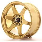 Japan Racing Jr3 Gold 8x16 ET25 4x100/108 Llantas de aleación