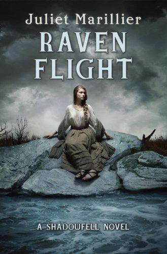 raven-flight-a-shadowfell-novel-english-edition