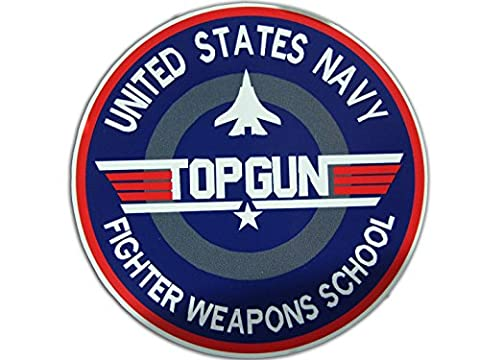 TOP GUN WEAPONS SCHOOL DECAL STICKER AIR FORCE MILITARY ARMY MARINES SNIPE PRIDE-2 Decals