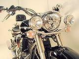 Hepco&Becker Twinlight Set Zusatzscheinwerfer für Yamaha XVS 1300 Midnight Star