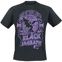 Black Sabbath Lord Of This World T-shirt noir
