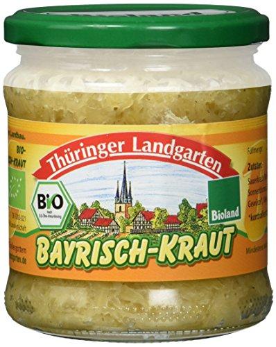 Thüringer Landgarten Bio Bayrisch-Kraut, 335 g