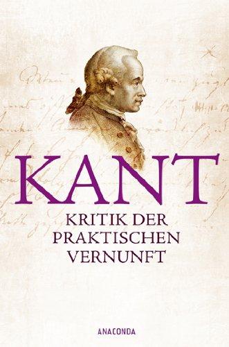 Buchseite und Rezensionen zu 'Kritik der praktischen Vernunft' von Immanuel Kant