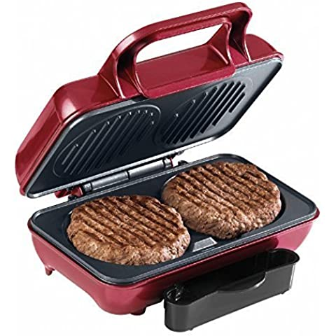 American Originals EK2005 Hot Grill Fun Cooking Burger Maker by American Originals