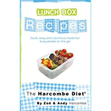 The Harcombe Diet: Lunch Box Recipes