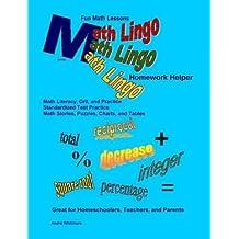 Math Lingo Homework Helper by Andre Whitmore (2007-09-22)