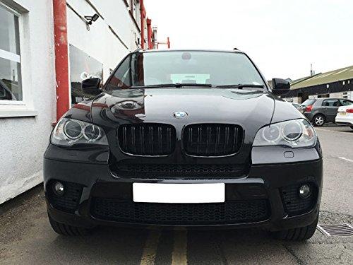 bmw-e70-x5-e71-x6-rein-grill-grille-grilles-noir-brillant-double-barre-m-style-2007-