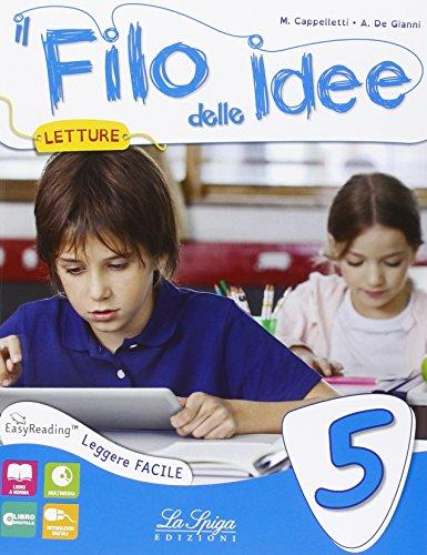Il filo delle idee. Per la Scuola elementare. Con e-book. Con espansione online: 5