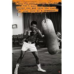 Pirámide Internacional boxeo Muhammad Ali Maxi póster, multicolor, 61x 91,5x 1,3cm
