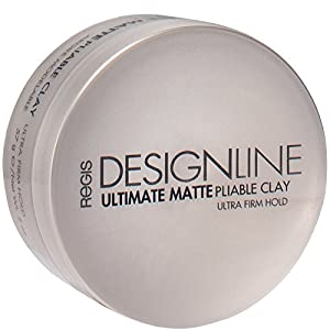 Regis DESIGNLINE Ultimate Matte Pliable Clay, 57g, 2 oz