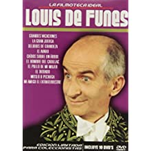 Coverbild: Louis De Funes