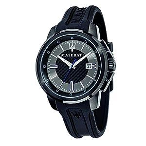 Reloj para Hombre, Colección SFIDA, en Acero, Silicona – R8851123004