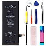 LENOGE Batterie de remplacement pour Apple iPhone 6 (outils compris)