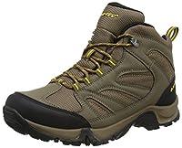 """HI-TEC Pioneer stivali escursionismo da uomo, colore: Antracite/Grigio shuperb stivali da escursionismo """"Pioneer un robusto, impermeabile, per gli uomini, progettato per sopportare gli elementi da Hi-Tec. Tomaia in pelle sintetica resistente ..."""