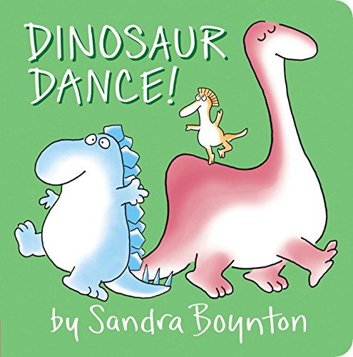 Dinosaur Dance! (Sandra Boynton Board Books) por Sandra Boynton