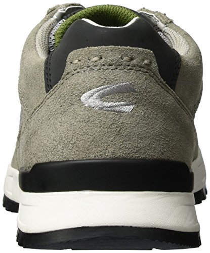 camel active Orbit 16, Sneakers Basses Homme Gris (Grey 02)