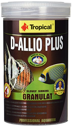 Tropical Tadeusz Ogrodnik D-ALLIO PLUS Granulat gr.600/ml.1000