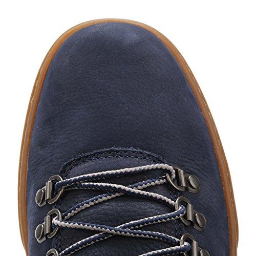 Timberland Herren Schwarz Iris Adventure 2.0 Cupsole Alpine Ox Sneakers Black Iris