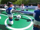 Profi Tischkicker Fußballtisch Tischfussball Fußball Kicker Massiver Kickertisch - 2