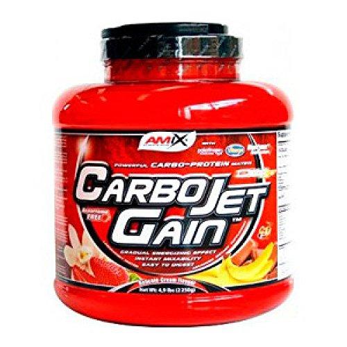 AMIX Carbojet Gain - 2250 gr Vanilla cream