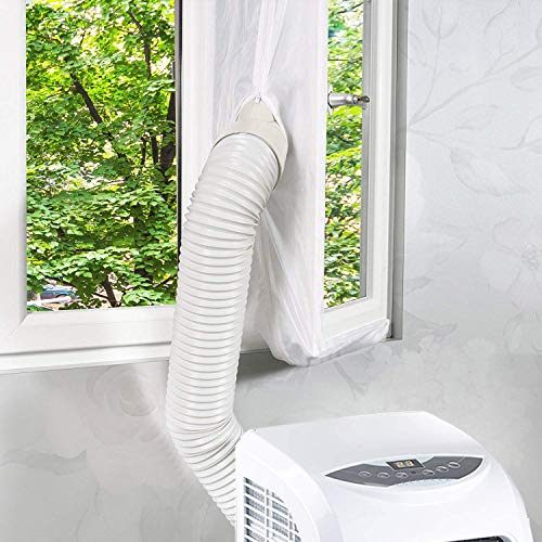 JIAYOYO - Tela Calentar Ventanas Aire Acondicionado