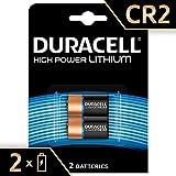 Pile lithium haute puissance Duracell CR2 3V, pack de 2 (CR15H270), conçue pour...