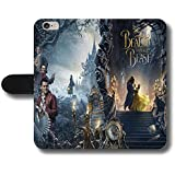 Beauty and Beast Emma Watson Dan S. Luke Evans Disney Leather Magnetic Clasp Holder Phone Case Cover for Samsung Galaxy S7 Edge