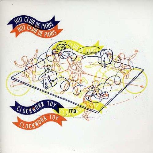 Preisvergleich Produktbild Clockwork Toy [Vinyl Single]