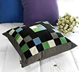 Stripe Dekorative Kissen [Dekorative Kissen] Baumwollkissen Multicolor - 2