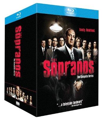 Preisvergleich Produktbild Sopranos - Die komplette Serie (Import)