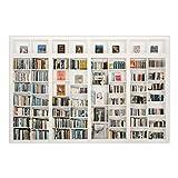 Vliestapete - My Private Library - Fototapete Breit Vlies Tapete Wandtapete Wandbild Foto 3D Fototapete, Größe HxB:225cm x 336cm