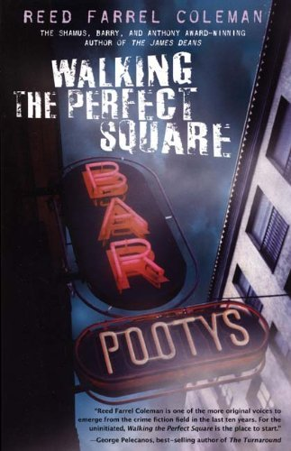 Walking the Perfect Square (Moe Prager Series) by Reed Farrel Coleman (2008-04-07)