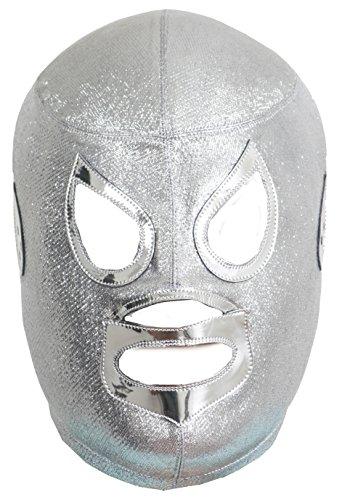 deportes-martinez-adult-professional-el-santo-mask-silver