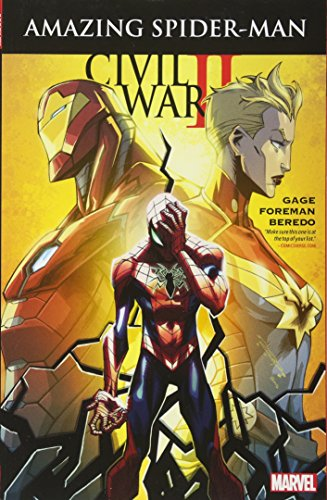 CIVIL WAR II rocks the Amazing Spider-Man's world! There's a new Inhuman with the ability to predict the future, and as Earth's heroes grapple with their feelings about his very existence, there's one fact on which almost everyone can agree: This Uly...