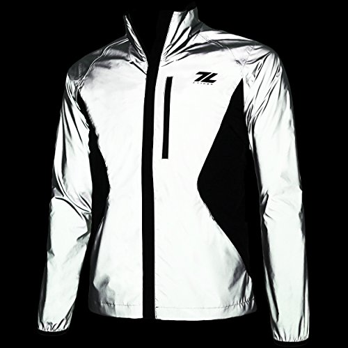 I High Visibility I Waterproof I Windproof I Breathable I Slim Fit I Lightweight I Z-Liner Vega Fully Reflective Jacket
