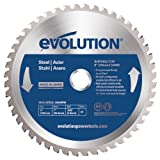 Evolution Mild Steel Carbide-Tipped Blade, 230 mm