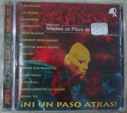 Ni Un Paso Atras; Asociacion Madres De Plaza De Mayo; 20 A??os (1998-08-03)