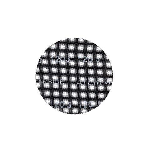 DeWALT DTM3125 Schleifgitter 150mm K120 5Stk, 6 Stück