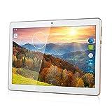 3G Tablet 10 Pollici con WiFi, 8 Core,RAM 2GB, Memoria Interna 32 GB? Android 6.0 ((Bianco))