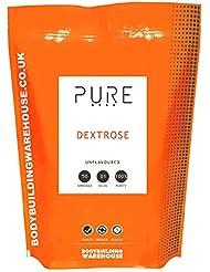Bodybuilding Warehouse - Dextrose Glucides Pure Poudre (1 kg)