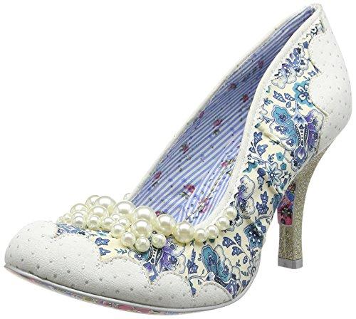 Irregular ChoicePearly Girly - Scarpe con Tacco donna Bianco