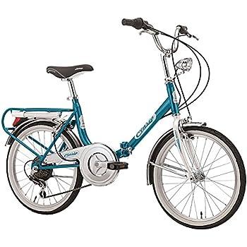 "20"" Cinzia Firenze bicicleta plegable 6marchas, ..."