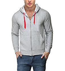 Scott International Unisex-Adult Full Sweatshirt (Sslz3Xl _Grey Milange _46)