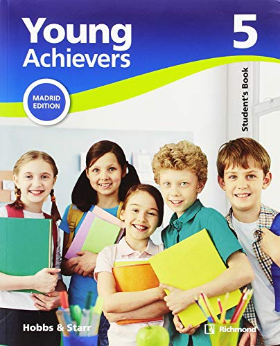 MADRID YOUNG ACHIEVERS 5 STUDENT'S BOOK por Vv.Aa.
